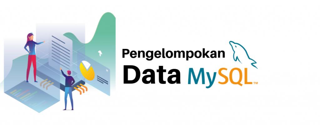 cara menggunakan group by di mysql - pengelompokan data Mysql