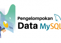 Mengelompokn data dengan group by di MySQL
