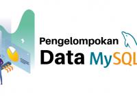 Mengelompokn data dengan group by di MySQL
