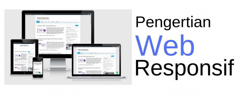 pengertian web responsif