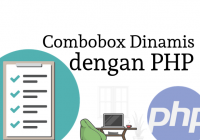 combobox dinamis php dan mysql