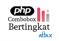 Combobox bertingkat PHP AJAX