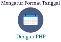 format tanggal php