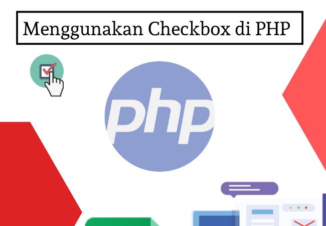 menggunakan checkbox php