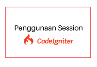 penggunaan session di codeigniter