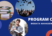 contoh program c++ biodata mahasiswa