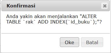 konfirmasi index