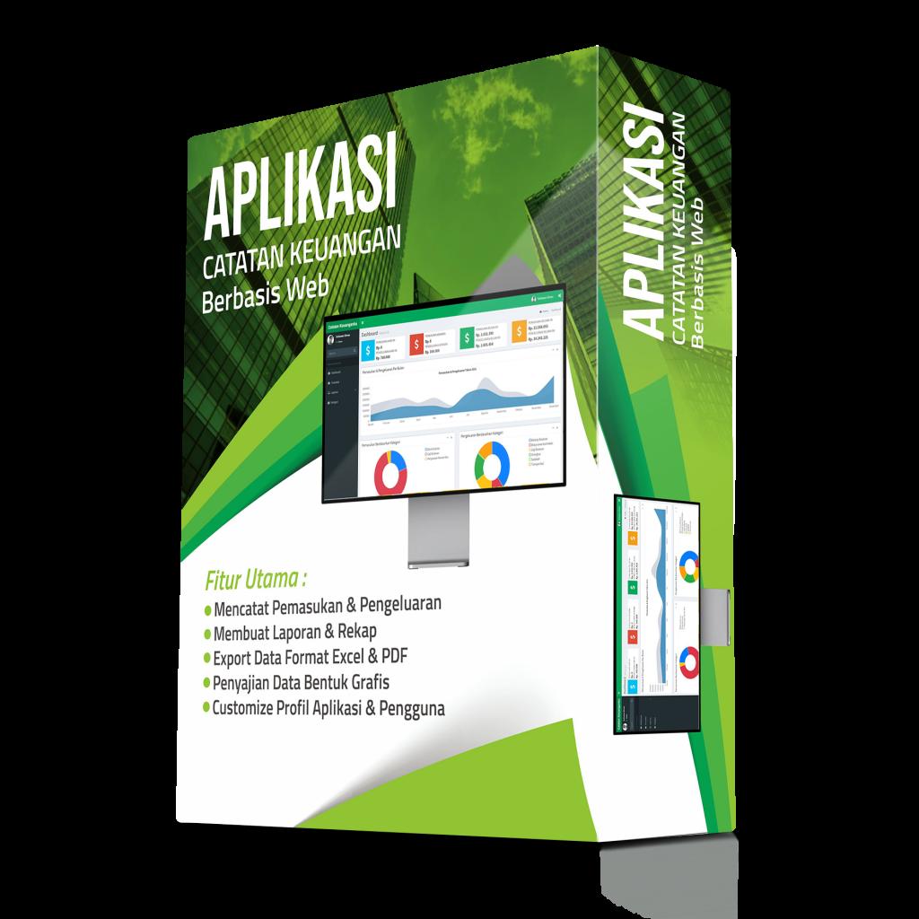 aplikasi catatan keuangan berbasis web